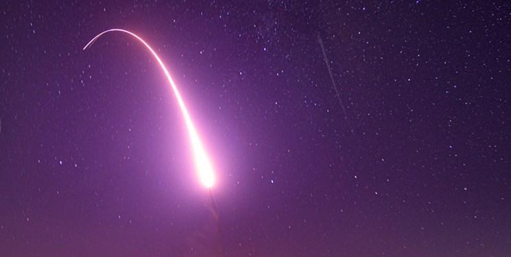 آمریکا موشک بالیستیک آزمایش کرد