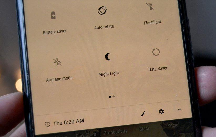 حالت شب ممکن است نسبت به حالت استاندارد اختلال بیشتری در خواب ایجاد کند