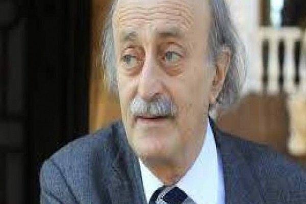 عدم تمایل جنبلاط برای شرکت در دولت لبنان