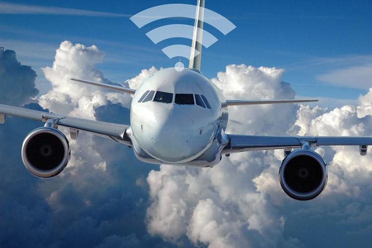 سرویس وای فای پرسرعت در پروازهای اروپایی راه اندازی می گردد