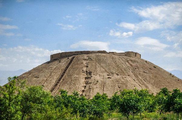 تپه ازبکی قابلیت تبدیل به قطب گردشگری کشور را دارد