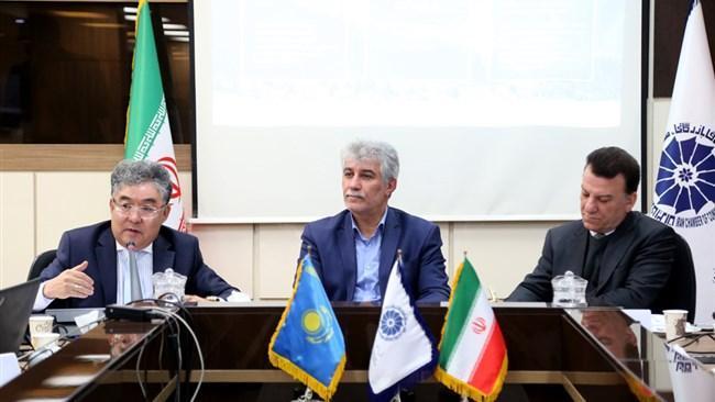 تهاتر و مبادله با پول ملی راه چاره توسعه روابط ایران و قراقستان