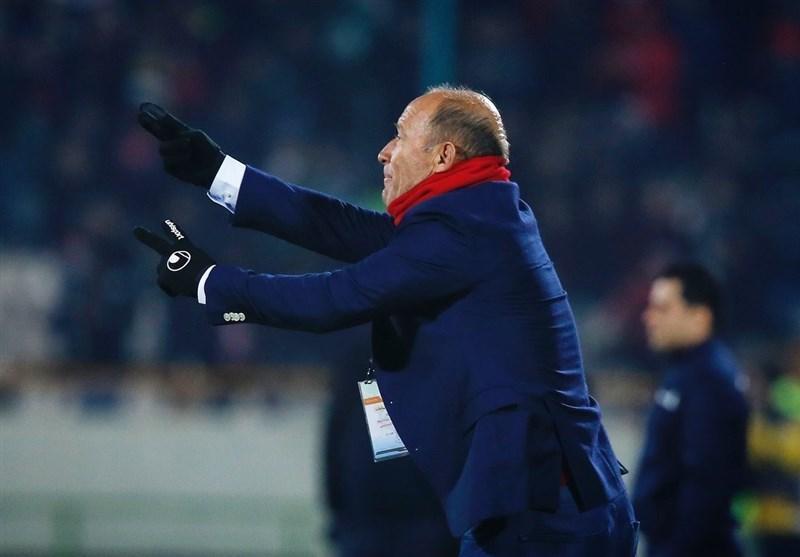 هیئت مدیره باشگاه پرسپولیس خواسته های کالدرون را پذیرفت، تأکید بر حضور مربی آرژانتینی در تمرینات