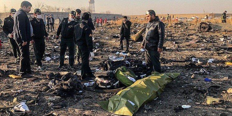 خطای انسانی و پرتاب موشک عامل سقوط هواپیمای اوکراینی ، اطلاعیه ستاد کل نیروهای مسلح