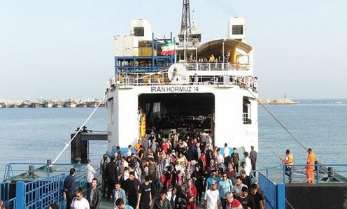 اعزام کشتی به بندر شارجه برای بازگرداندن مسافران ایرانی