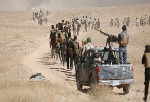 عملیات حشدالشعبی برای پاکسازی جنوب موصل آغاز شد