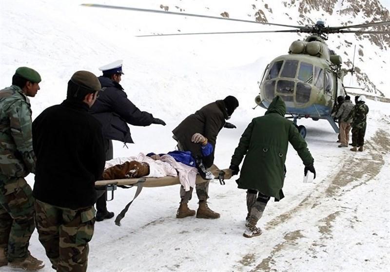 جان باختن 39 نفر به دلیل شرایط بد آب و هوایی در افغانستان