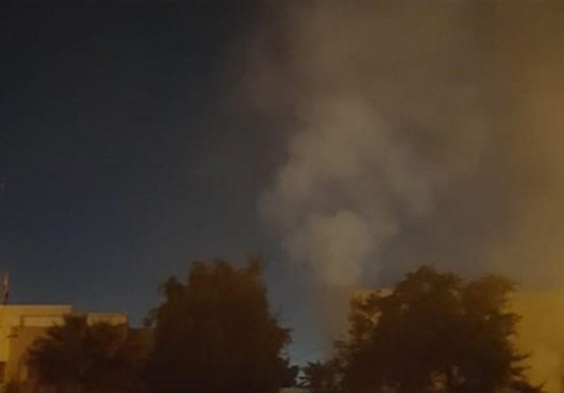 آتش زدن مدرسه ای در کربلاء به دست افراد ناشناس