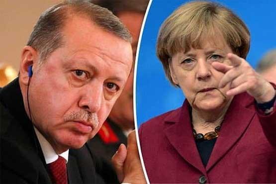بحران لیبی؛ محور مصاحبه های اردوغان و مرکل