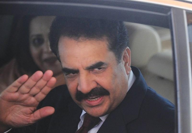 سفر ژنرال راحیل شریف به ریاض با هواپیمای اختصاصی حکام آل سعود