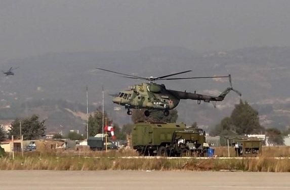 روسیه در فرودگاه القامشلی سوریه پدافند هوایی مستقر کرد