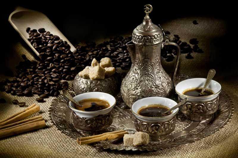 آیین قهوه خوری در ایران
