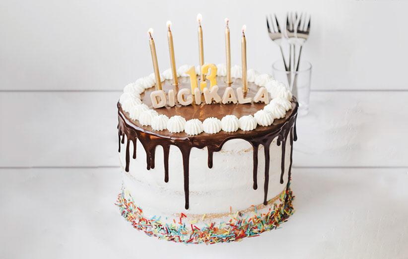 چطور کیک تولد خانگی درست کنیم؟