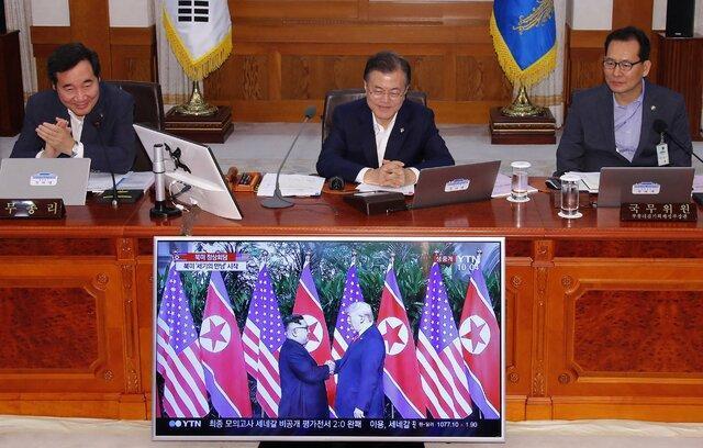 کره شمالی خواستار توقف میانجی گری کره جنوبی شد