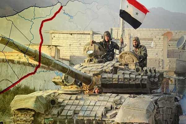 تسلط ارتش سوریه بر 59 منطقه ظرف 10 روز عملیات در ادلب