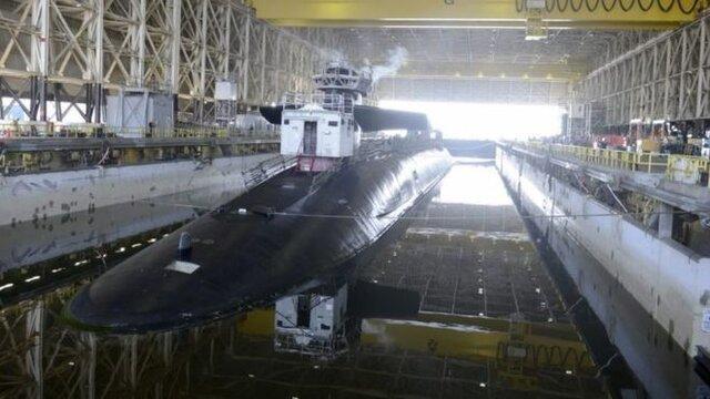 کلاهک هسته ای جدید دولت ترامپ در زیردریایی تنسی بکار گرفته شده است