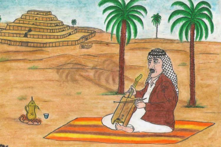 عروسک بازبازک لیلی و موسیقی علوانیه خوزستان ثبت ملی می گردد