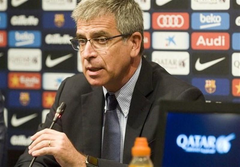 نایب رئیس سابق باشگاه بارسلونا: ماندن مسی قطعی نیست، او مستقیماً از بارتومئو خواست نیمار را برگرداند