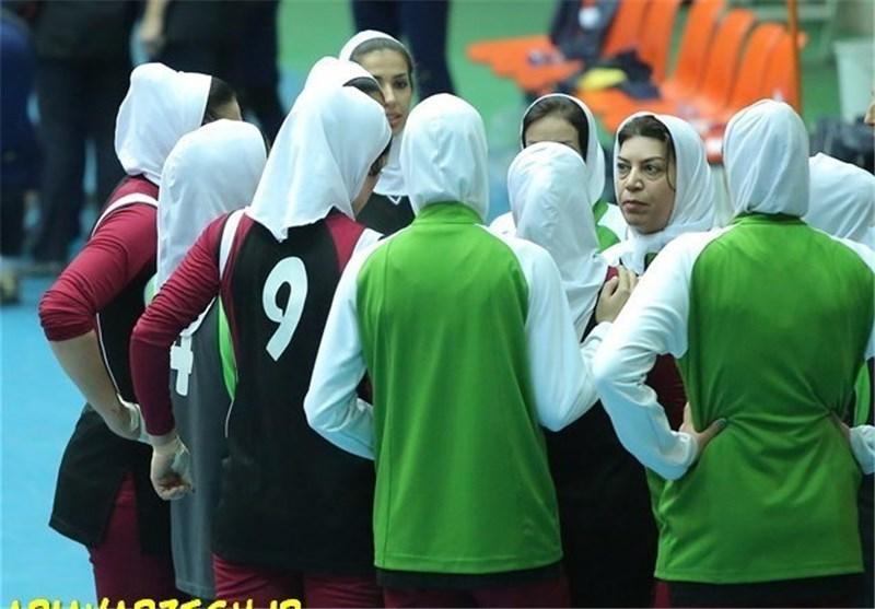 صادقی: تیم ملی بانوان حداقل چهار مرحله اردو خواهد داشت