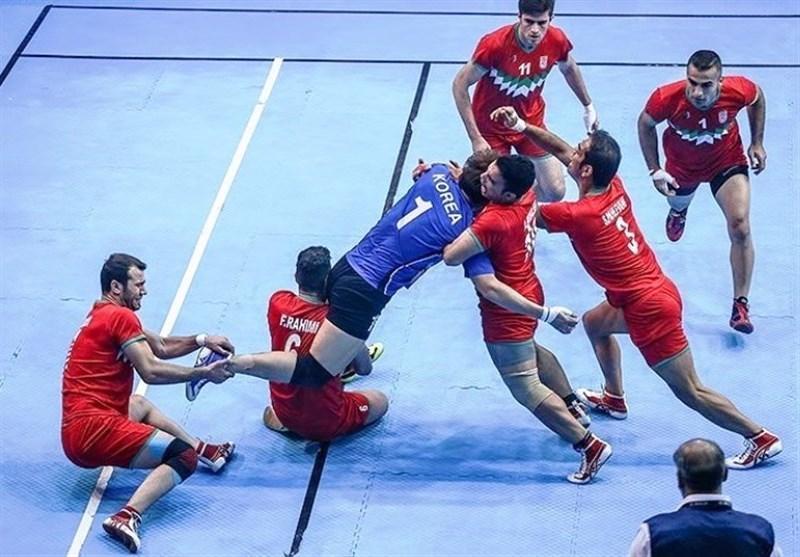 شکست تیم سرکل کبدی ایران مقابل هند، ملاقات با پاکستان در نیمه نهایی