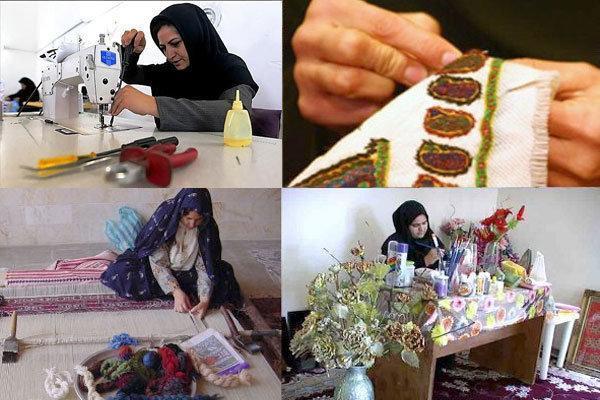 ارائه آموزش های تخصصی به زنان سرپرست خانوار در بوشهر