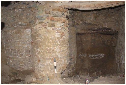 لایه های پنهان از آتشکده محل تبعید ابوعلی سینا کشف شد