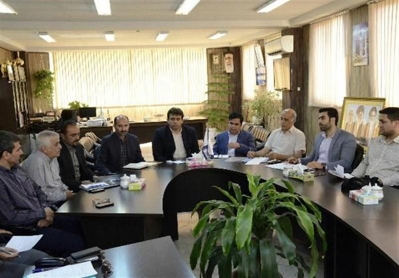 برگزاری جلسه هماهنگی مسابقات مقدماتی زیر 16 سال