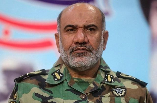 امیر نعمتی: قرارگاه مقابله با ویروس کرونا در نیروی زمینی ارتش تشکیل شد