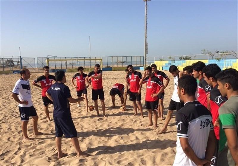 برتری تیم ملی فوتبال ساحلی ایران برابر پاناما، اعلام برنامه کامل مسابقات جام جهانی باهاما