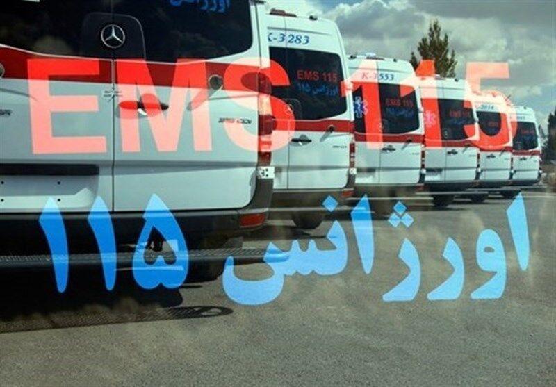 خبرنگاران روزانه چهار هزار تماس با اورژانس استان مرکزی برقرار می شود