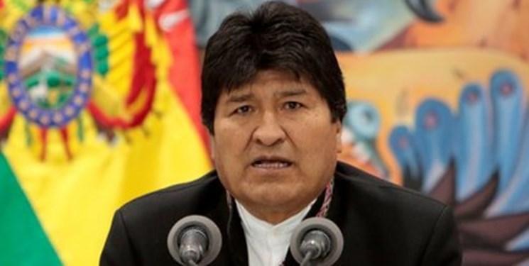 مورالس: مشارکت آمریکا در فرایند انتخابات بولیوی مایه تردید در صحت نتایج است