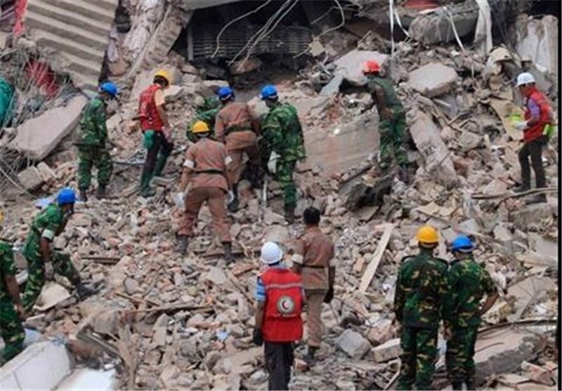 کشته شدن 13 نفر بر اثر ریزش ساختمان مسکونی در هند