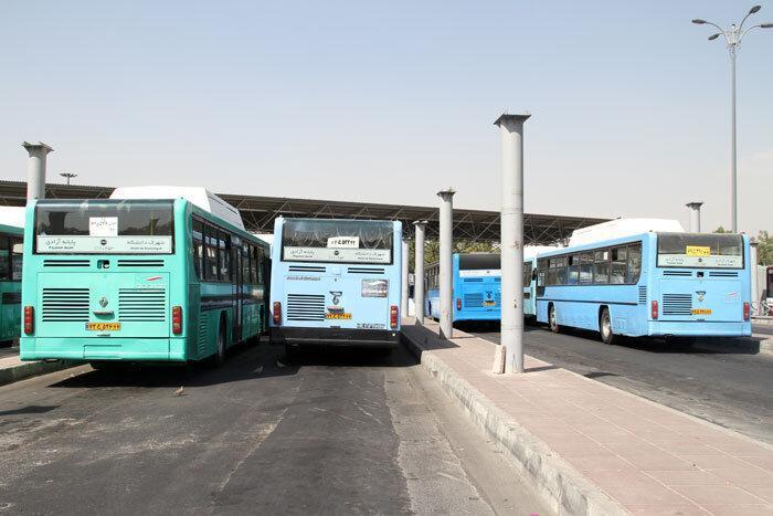 جزییات تعطیلی فعالیت ناوگان اتوبوس رانی