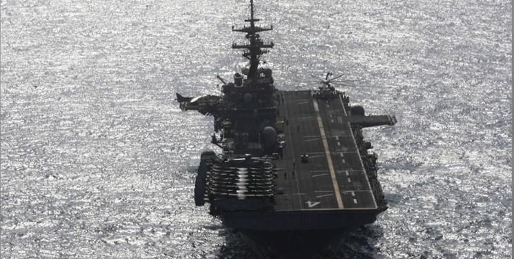 کرونا به نیروی دریایی آمریکا رسید