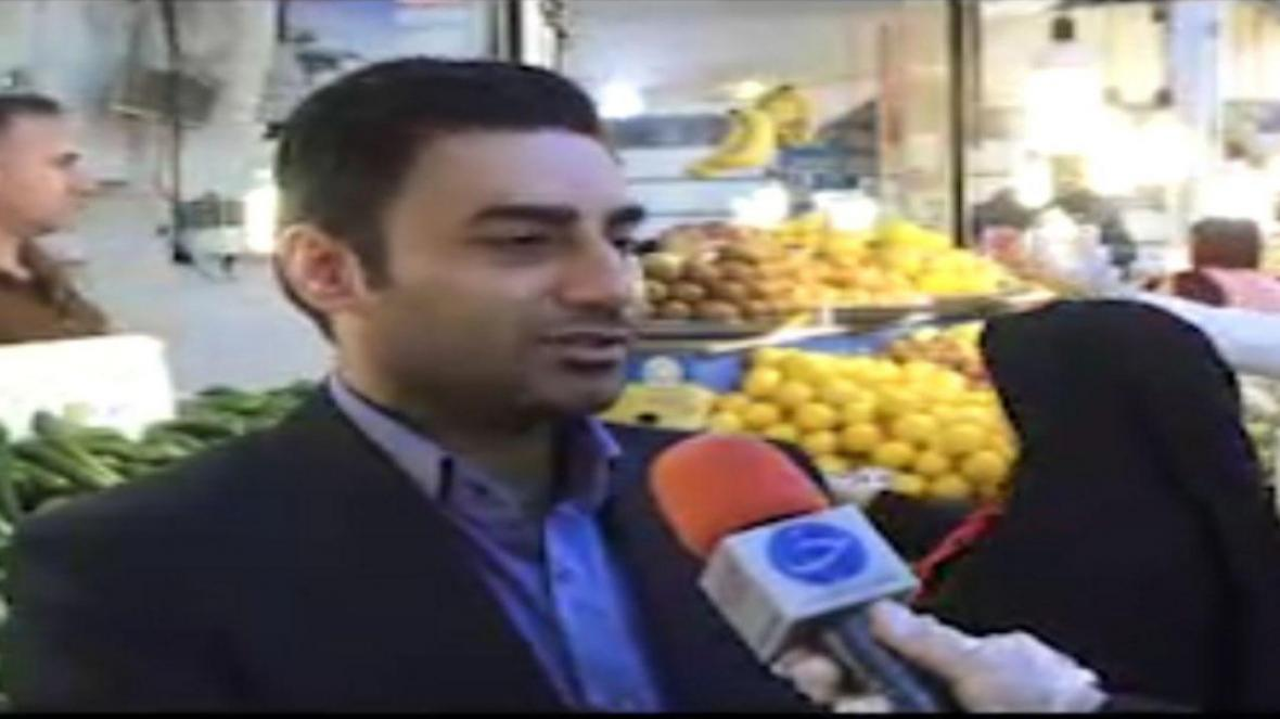 توزیع اقلام بهداشتی بین کارگران حوزه خدمات شهری شهرداری ساری