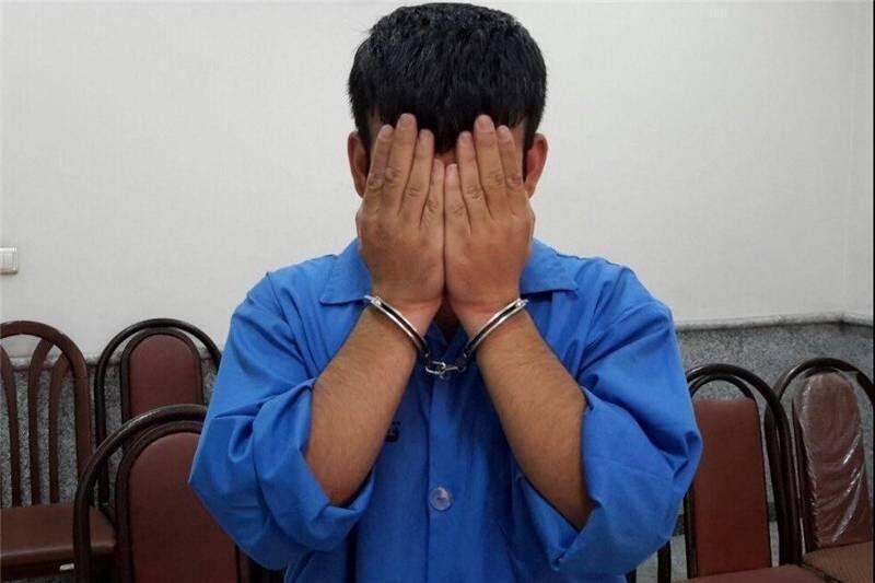 خبرنگاران دستگیری قاتل فراری در رامهرمز