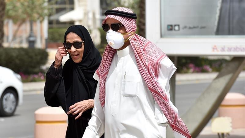عربستان سعودی در برابر کرونا منع رفت وآمد شبانه گفت، تعطیلی فروشگاه ها در امارات