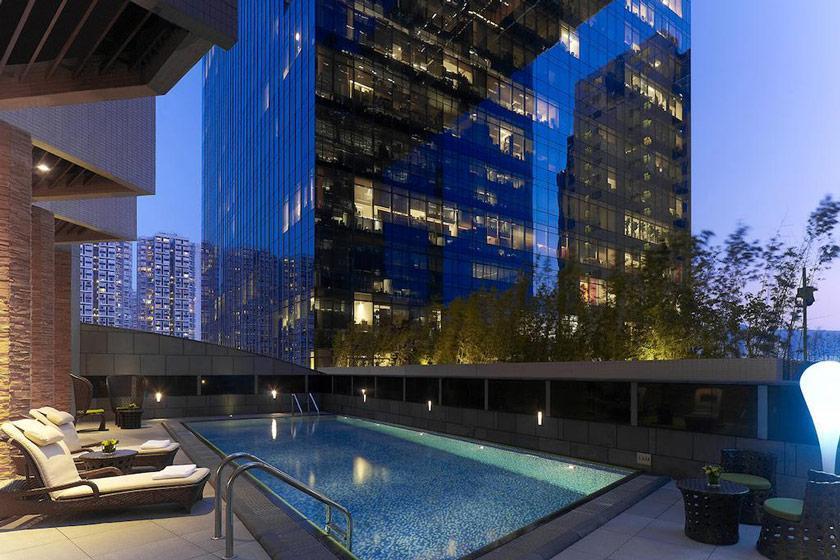 بهترین هتل های 4 ستاره هنگ کنگ
