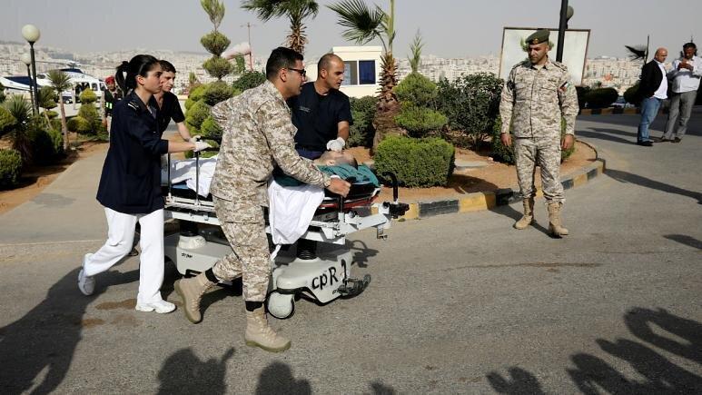 حمله با چاقو به گردشگران خارجی در یک مکان تاریخی اردن ، 6 نفر زخمی شدند
