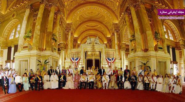 پولدارترین خانواده های سلطنتی جهان