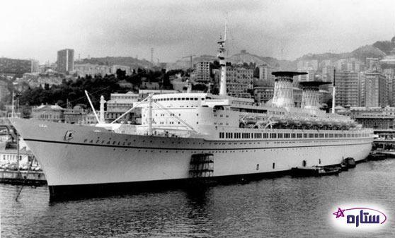 سرنوشت غم انگیز کشتی رافائل (تایتانیک ایرانی)