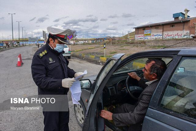 کاهش 90 درصدی ترددها در آذربایجان شرقی در روز طبیعت