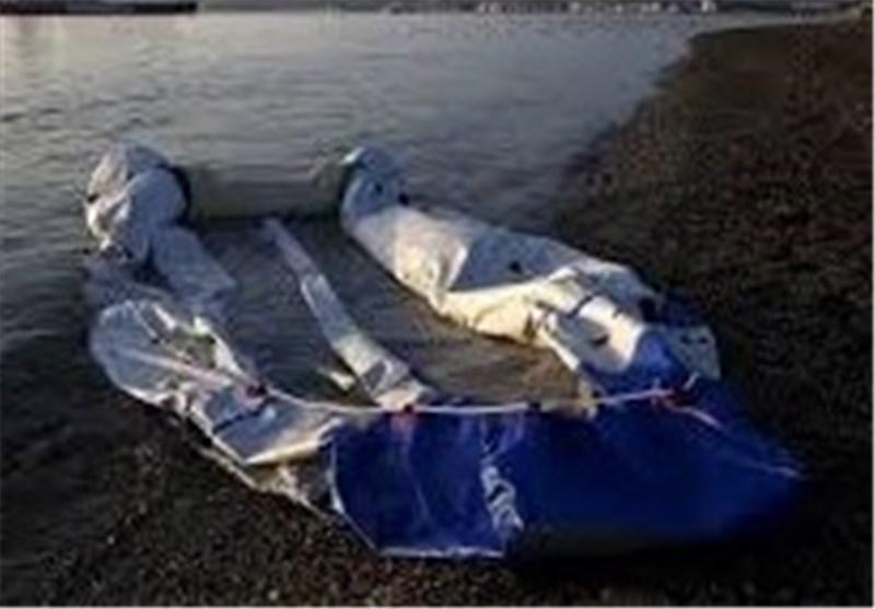13 مهاجر در آب های بین یونان و ترکیه غرق شدند