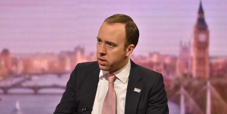 وزیر بهداشت انگلیس: تا چند هفته دیگر به اوج شیوع کرونا می رسیم