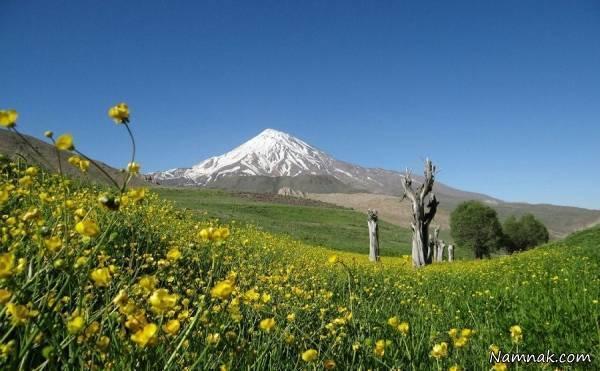 واقعیت های جالبی که درباره کوه دماوند نمیدانستید!