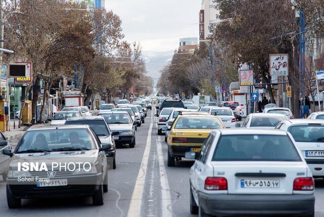راه اندازی سامانه اخذ مجوز ورود به طرح ترافیک در مشهد