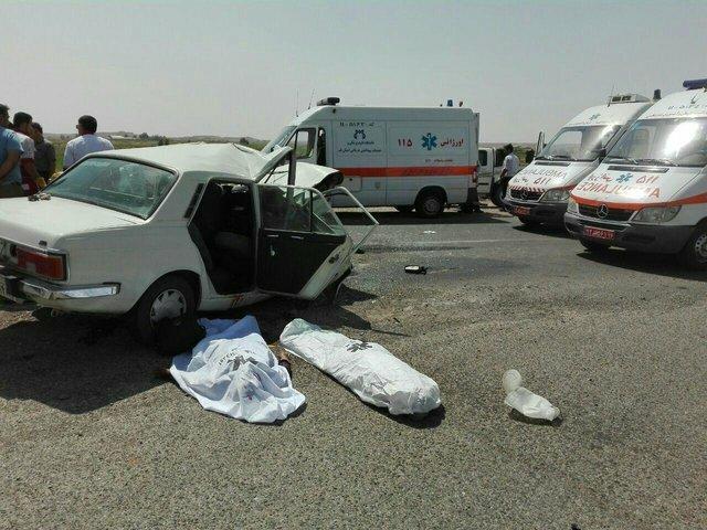 کاهش 58 درصدی تلفات جاده ای در استان مرکزی