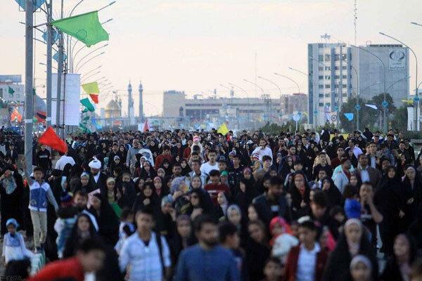 ممنوعیت تجمع در عید نیمه شعبان