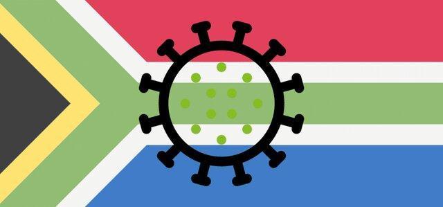 افزایش شمار مبتلایان به کرونا در آفریقای جنوبی