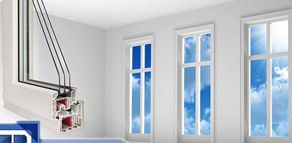 مقاله: پنجره دو جداره upvc چیست؟